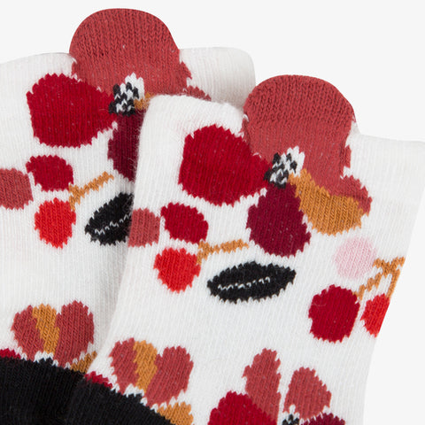 *NEW* Floral colored socks