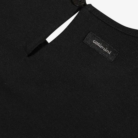 *NEW* Black T-shirt with front pocket