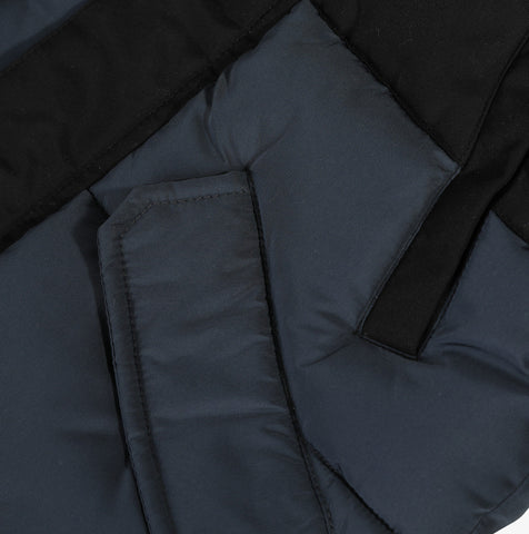 *NEW* Two colors coated puffa jacket