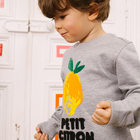 Fruity Lemon Sweatshirt
