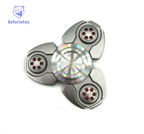 Space Ship Design Fidget Spinner
