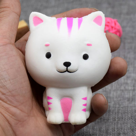 Cute Kitty Squishy Toy