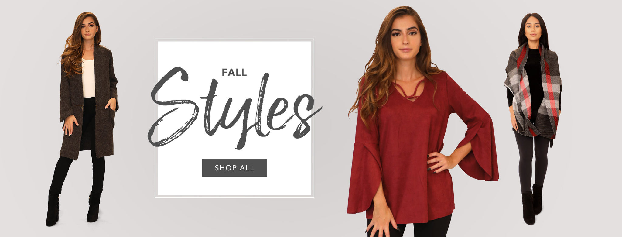 Fall Styles - Show Now