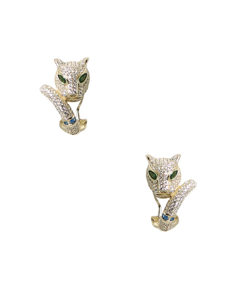 Panther Earrings ONLINE EXCLUSIVE - Fox's