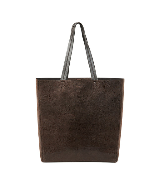Zoom view for Leather Tote Bag