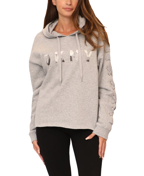 Hooded Sweatshirt w/ Logo Cityscape - Fox's