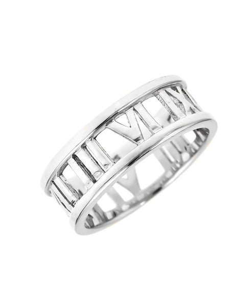Zoom view for Roman Numeral Ring A