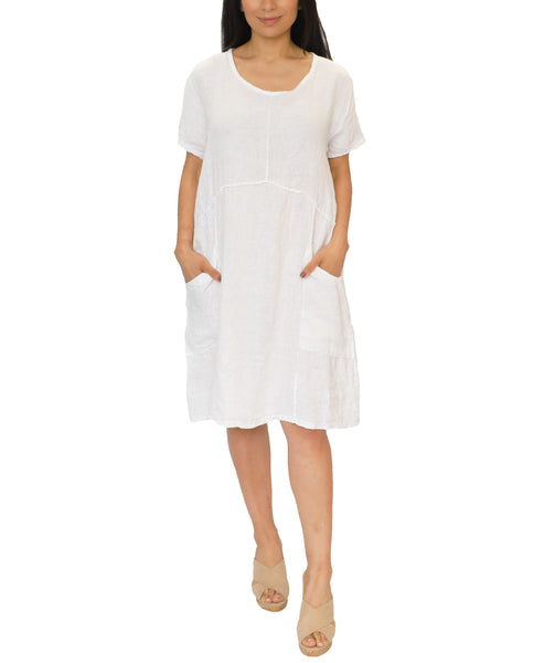 Zoom view for Linen Dress