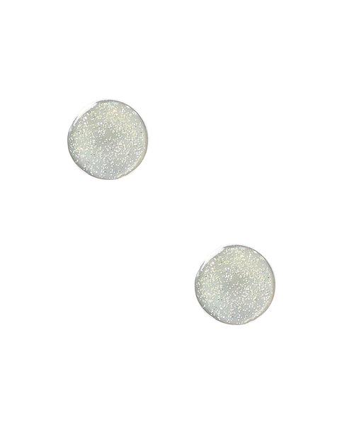 Zoom view for Round Stud Earrings