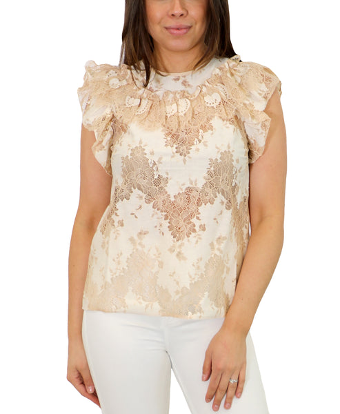 Zoom view for Lace Blouse