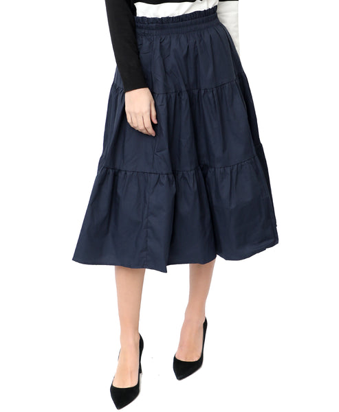 Zoom view for Tiered Skirt A
