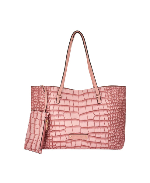 Zoom view for Croc Embossed Tote A