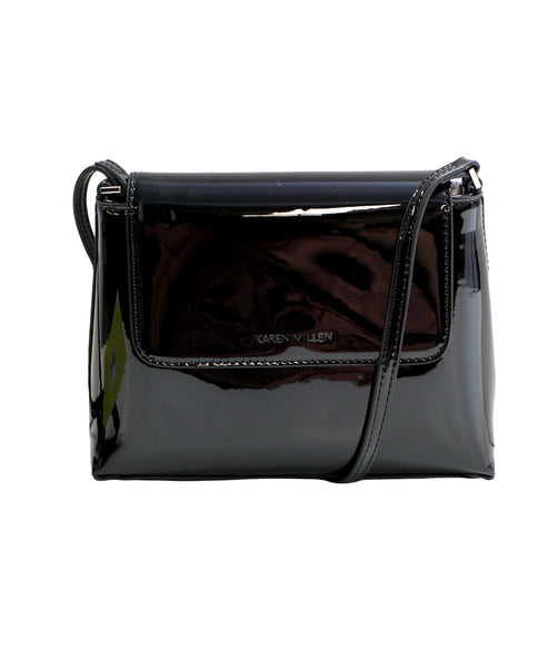 Zoom view for Patent Crossbody Bag