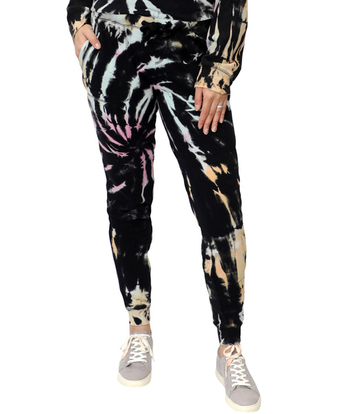 Zoom view for Tie Dye Jogger Pant A