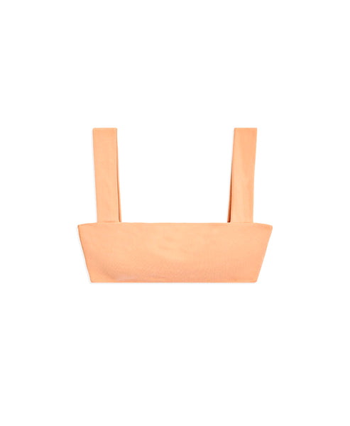 Zoom view for Square Neck Bandeau Top