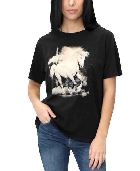 Zoom view for Wild Horse Graphic Tee