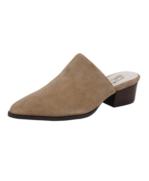 Zoom view for Suede Mule