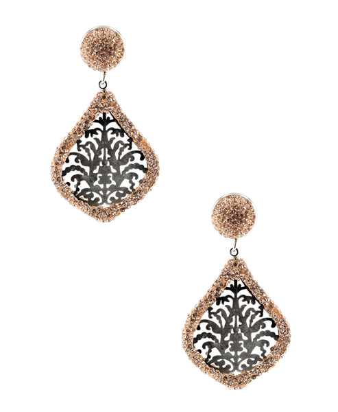 Zoom view for Bell Drop Earrings