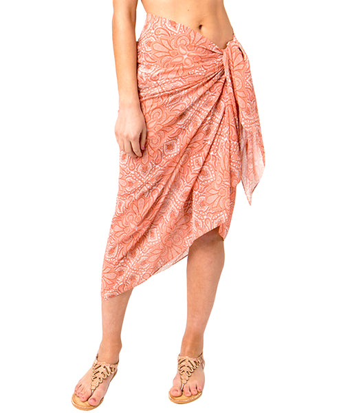 Zoom view for Print Beach Sarong
