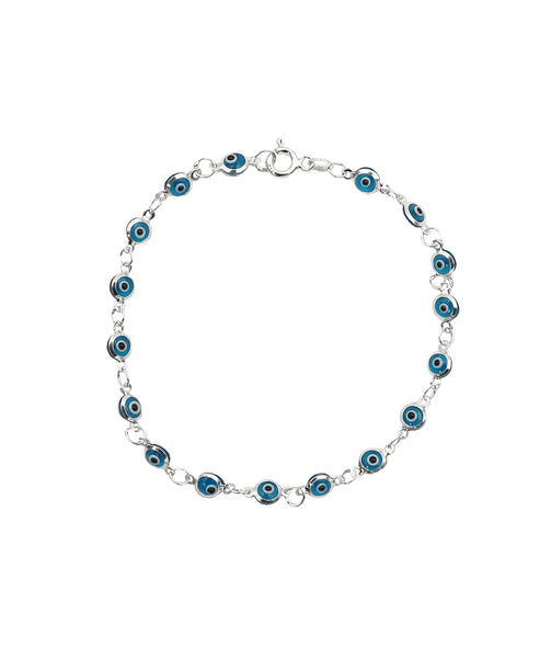 Zoom view for Evil Eye Bracelet - Fox's
