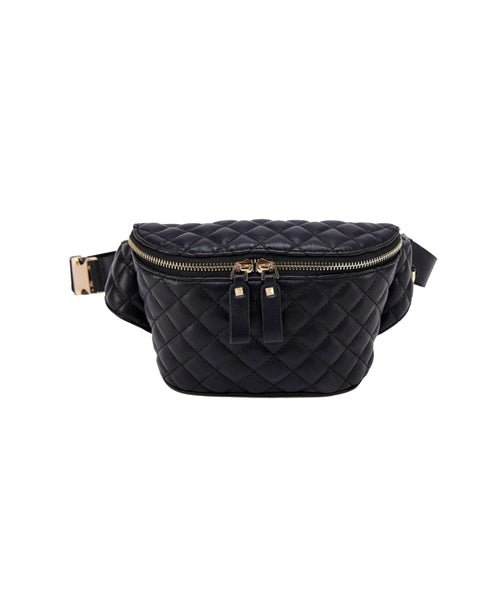 Quilted Fanny Pack - Fox's