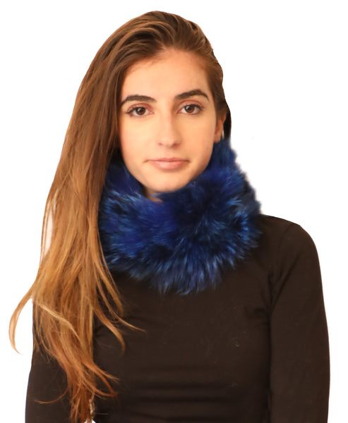 Fox Fur Headband or Neck Warmer - Fox's