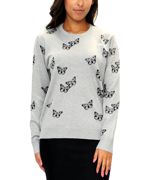Zoom view for Butterfly Sweater