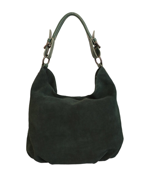 Zoom view for Suede Hobo Bag - Fox's