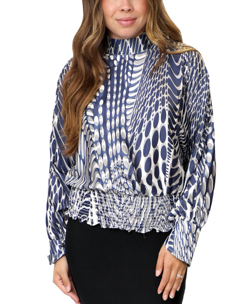 Zoom view for Print Blouse