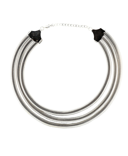 Zoom view for Cobra Collar Necklace - Fox's