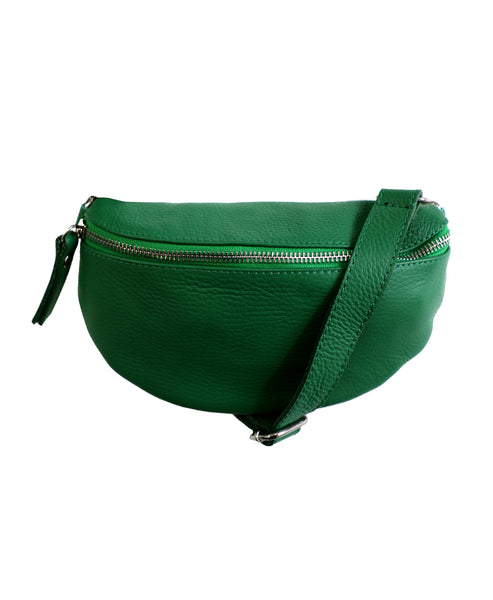 Zoom view for Leather Fanny Pack
