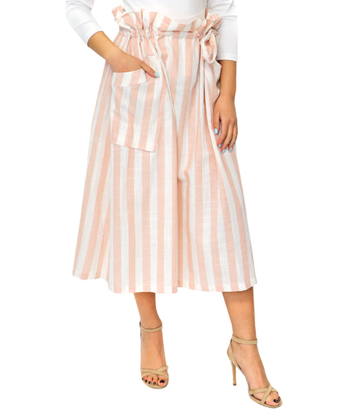 Zoom view for Stripe Skirt