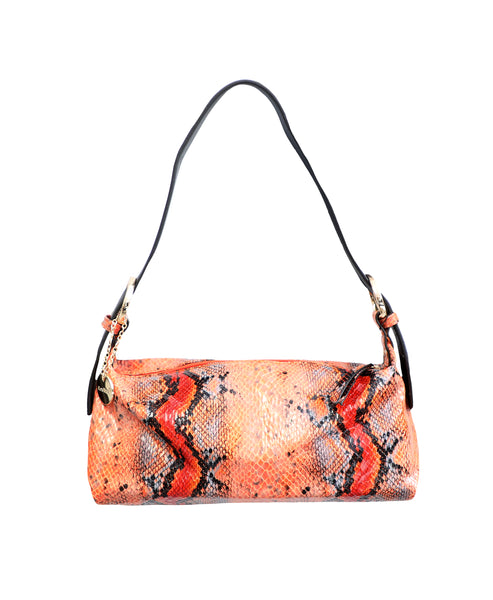 Zoom view for Snake Print Crossbody