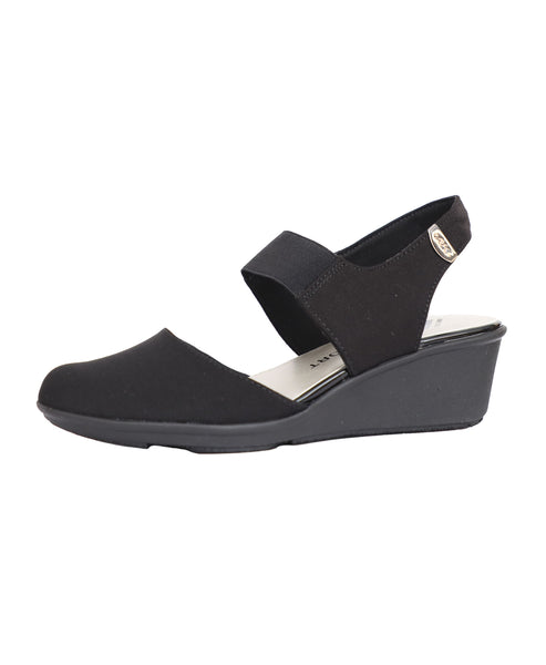 Slingback Wedge Sandal