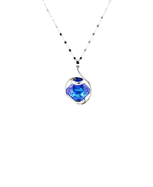 Zoom view for Swarovski Crystal Pendant Necklace