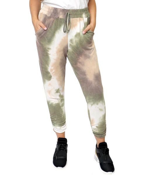 Zoom view for Tie-Dye Jogger
