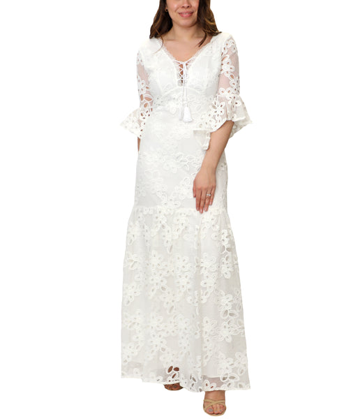 Zoom view for Maxi Lace Dress