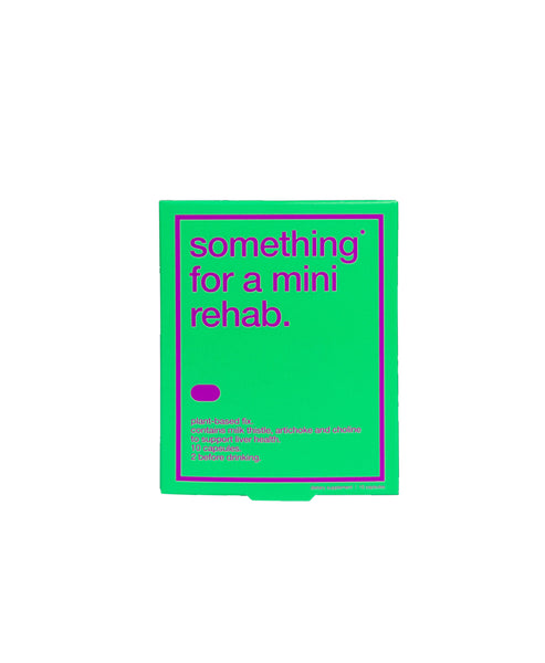 Zoom view for Something® For A Mini Rehab A