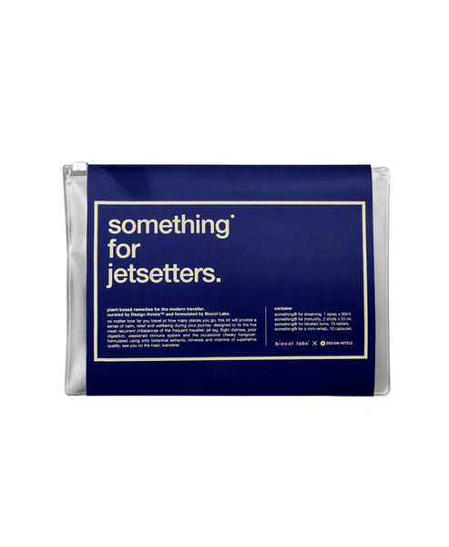 Zoom view for Something® For Jetsetters Travel Kit A