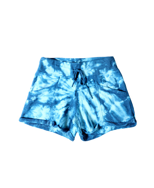 Zoom view for Tie-Dye Shorts A