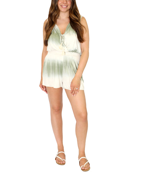 Zoom view for Tie Dye Romper A