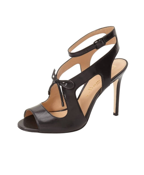 Zoom view for Leather Strappy Sandal w/ Bow