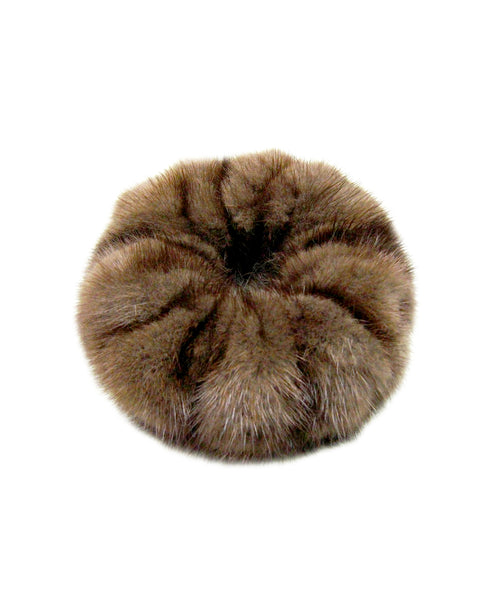 Zoom view for Mink Hair Scrunchie A