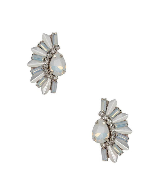 Zoom view for Crystal Stud Earrings