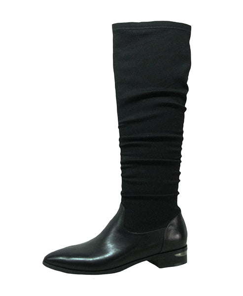 Tall Shaft Stretch Scrunch Boot