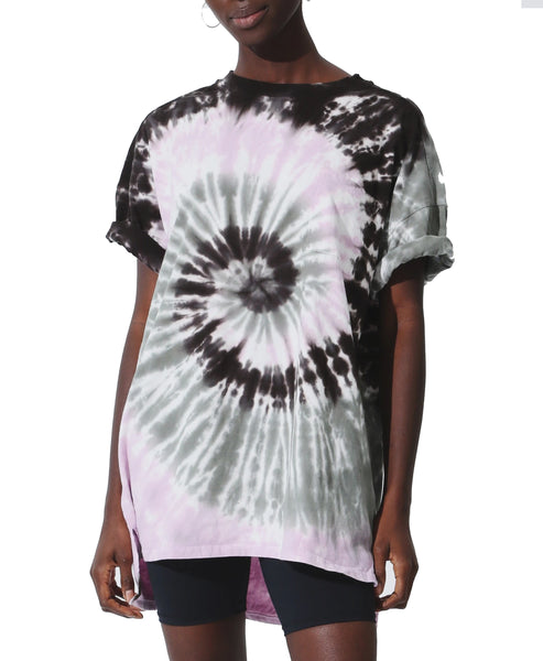 Zoom view for Tie Dye Tunic Tee