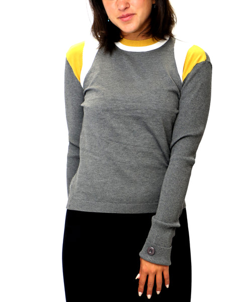 Zoom view for Colorblock Sweater