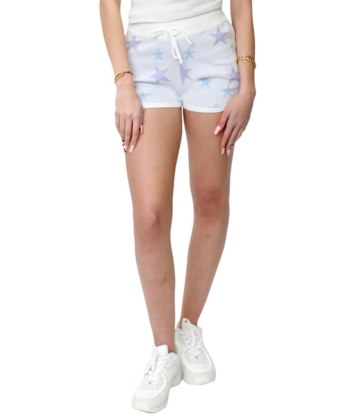 Zoom view for Star Knit Shorts A