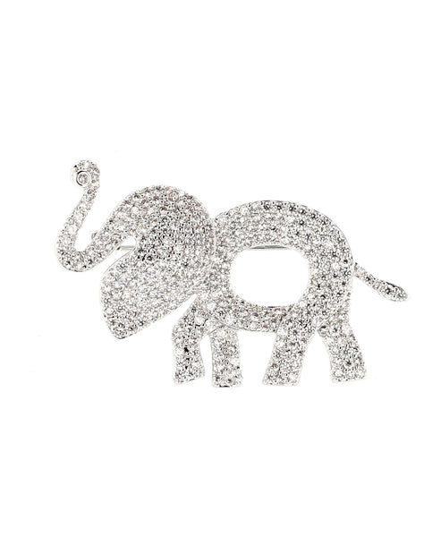 Zoom view for Elephant Brooch A