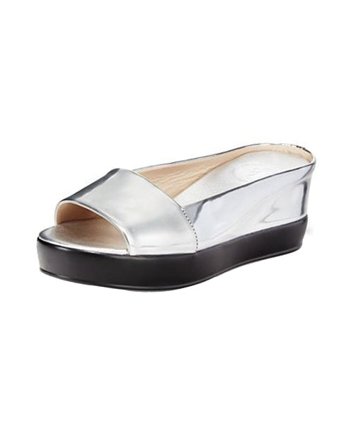 Mirrored Metallic Wedge Slide